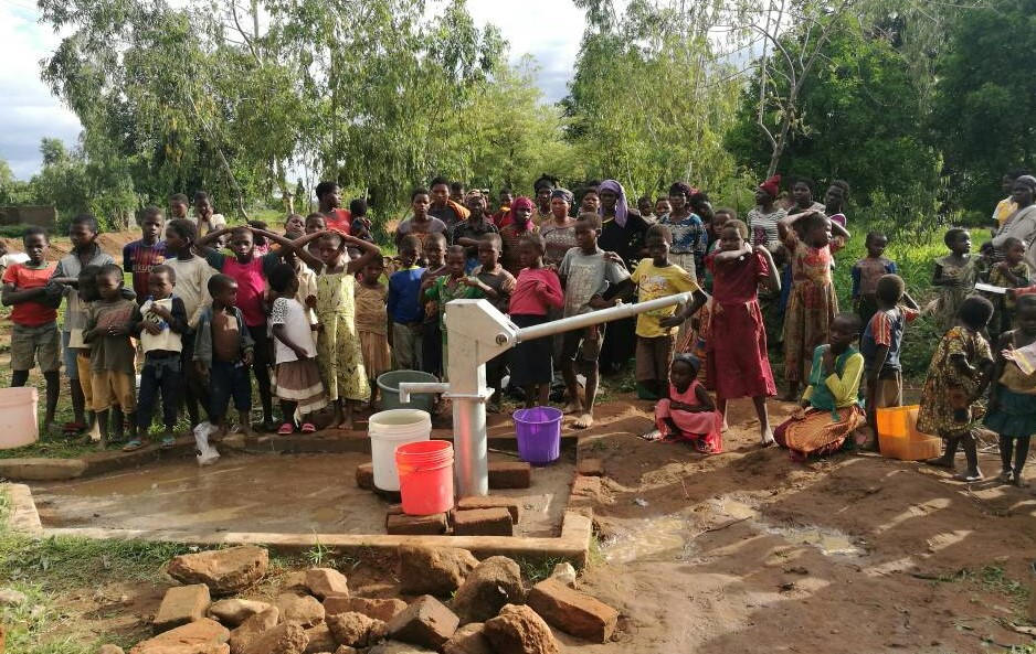 Malawi Well Project